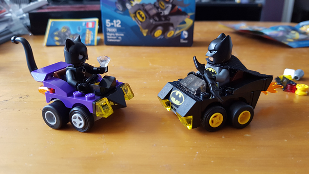 LEGO Mighty Micros: Batman vs Catwoman Review