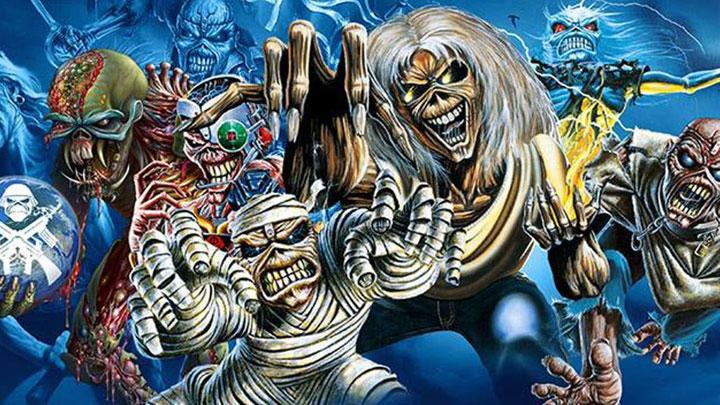 Iron Maiden: Eddie