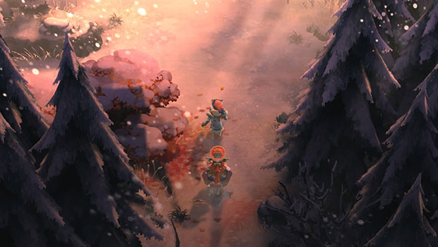 I Am Setsuna: header image