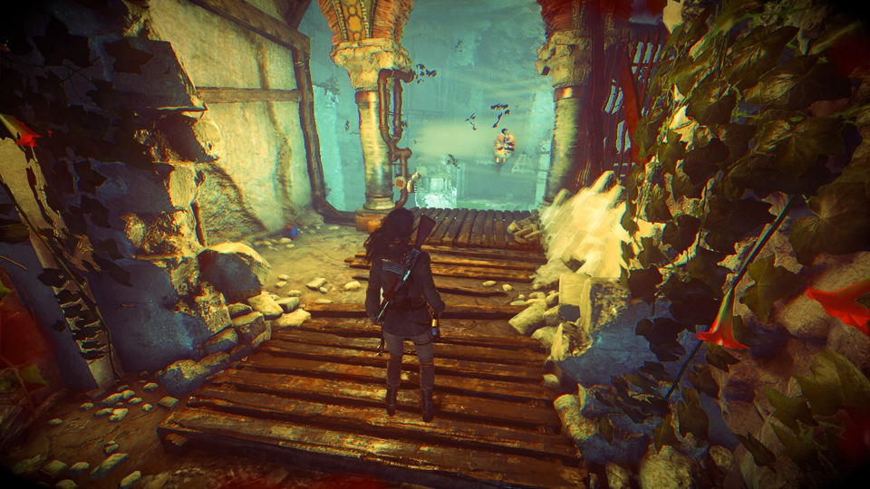 Rise of the Tomb Raider Baba Yaga review