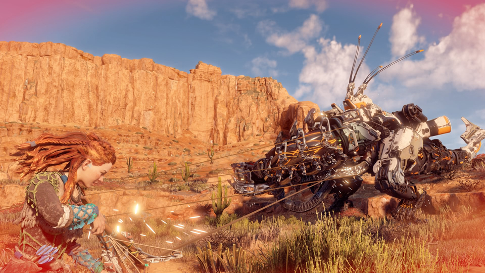 Horizon Zero Dawn reveiw