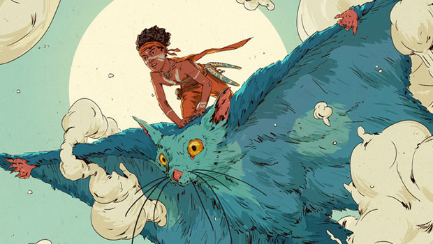 <em>Australi #1</em> review: A Land of Stories