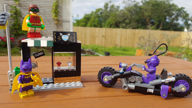 LEGO Review: The LEGO Batman Movie – Catwoman Catcycle Chase