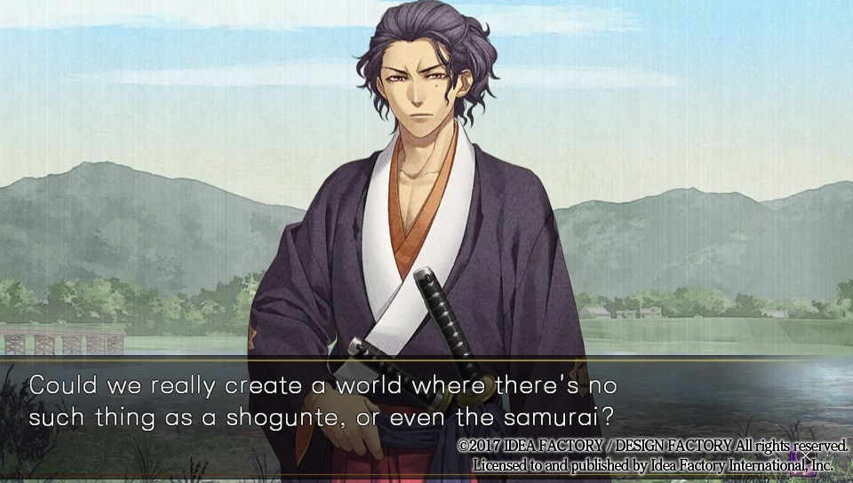 Hakuoki: Kyoto Winds review