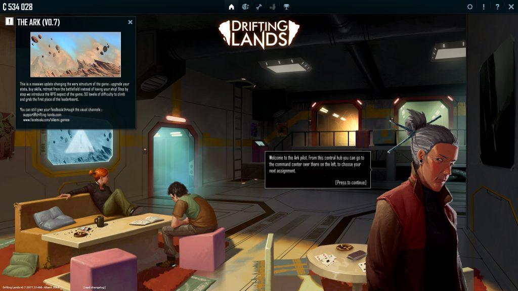 Drifting Lands review
