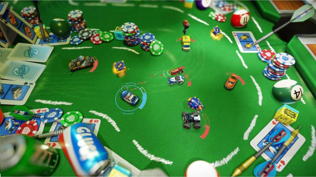 Micro Machines World Series review