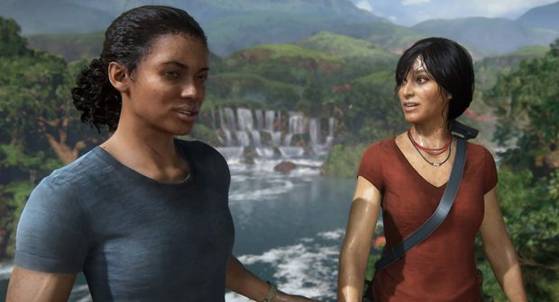 Uncharted The Lost Legacy Review The Best Driver In The Business