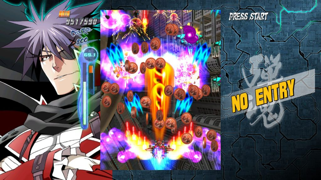 Bullet Soul: Infinite Burst review