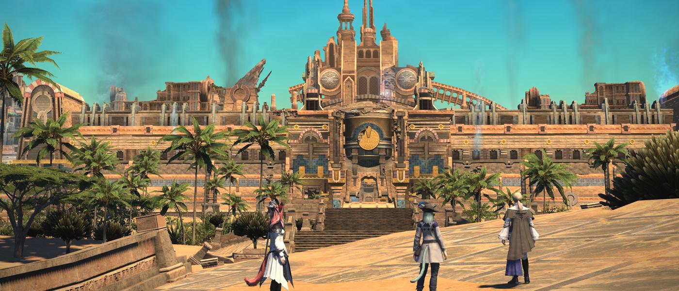 <em>Final Fantasy XIV Patch 4.1: The Legend Returns</em> review