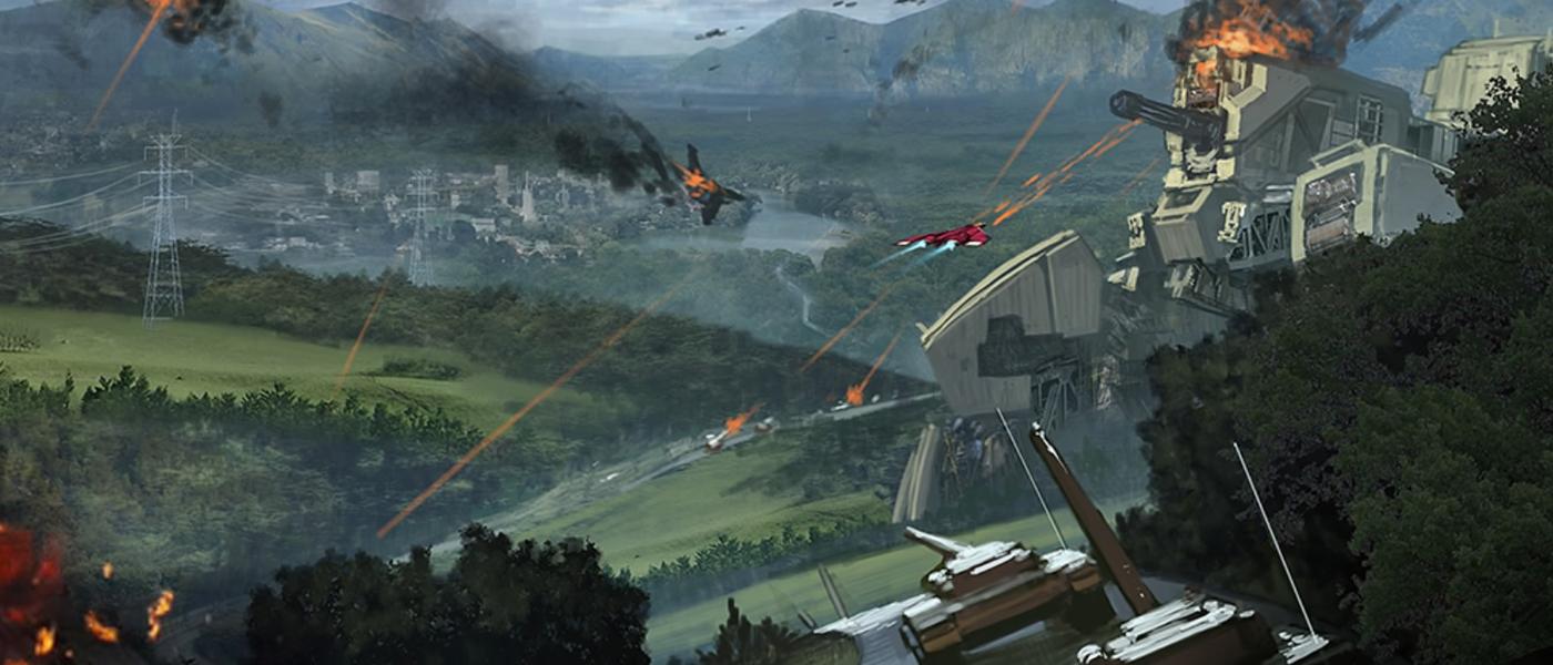 <em>Raiden V: Director's Cut</em> review: Ride the lightning