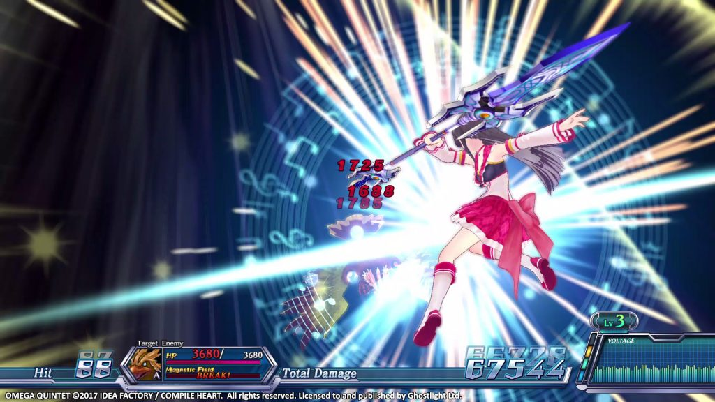 Omega Quintet PC review