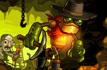 SteamWorld Dig Switch review: header image