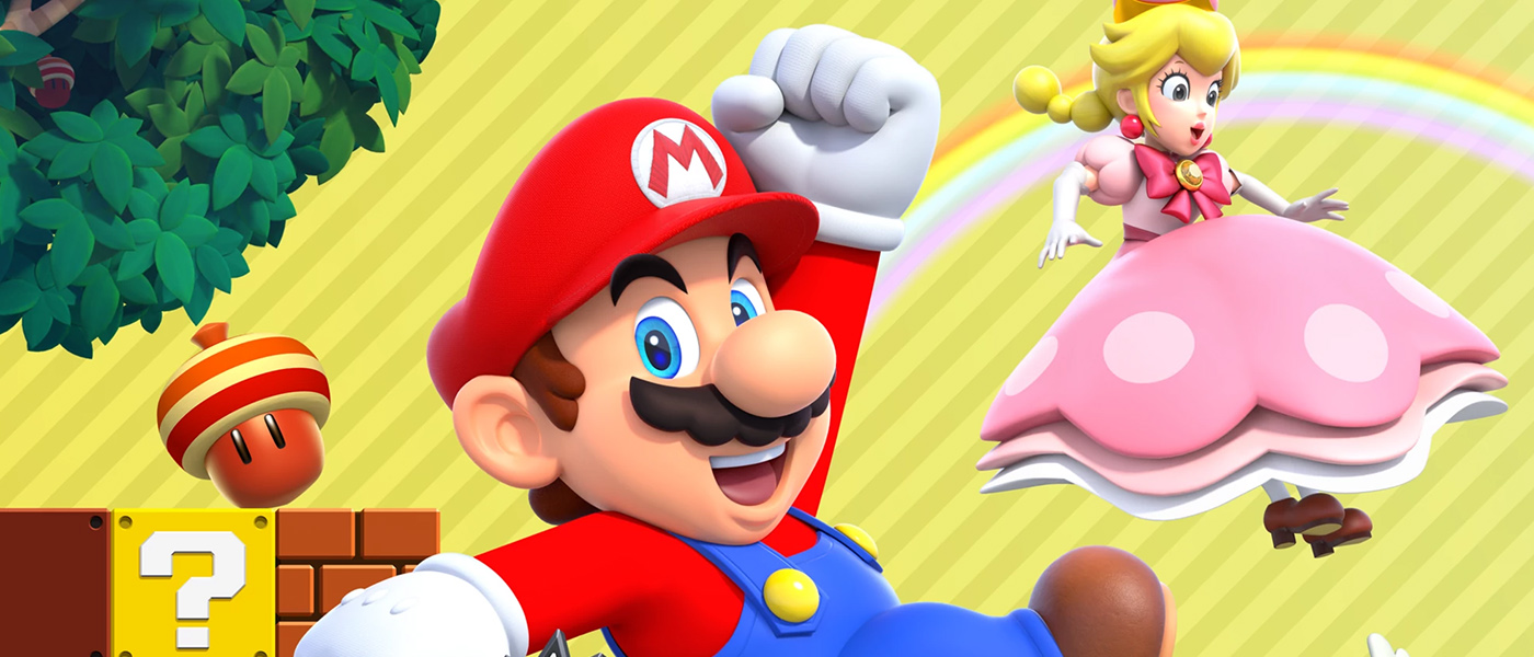 New Super Mario Bros U Deluxe Review Classic To A Fault Shindig