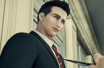 A screenshot from Deadly Premonition 2, showing Agent York.