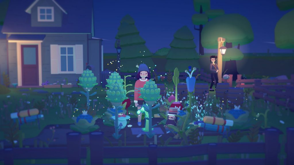 A screenshot from Ooblets, one of the games featured in next week's Wholesome Direct