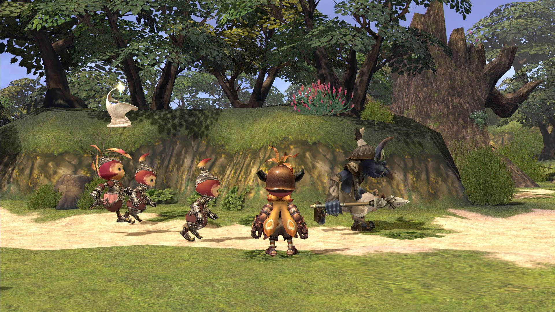 final fantasy crystal chronicles demo (6)