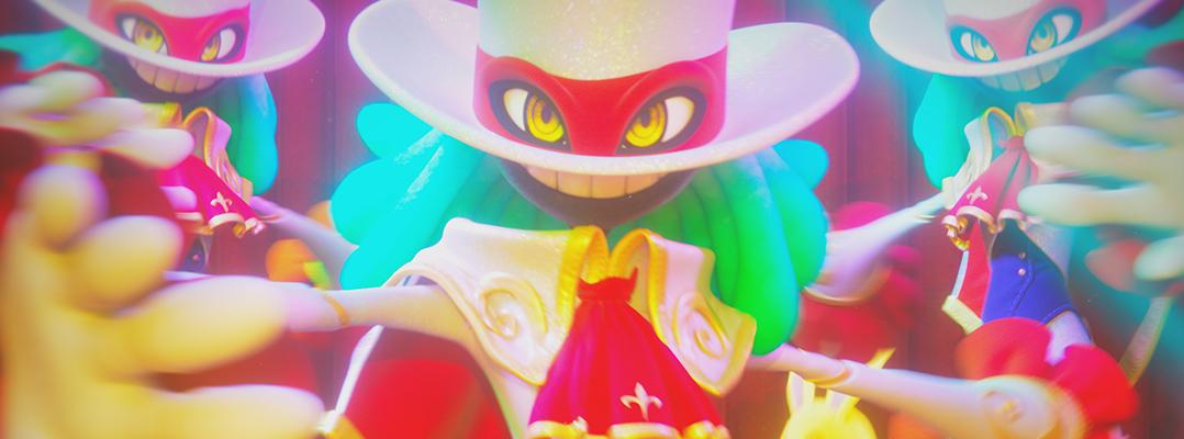 Balan Wonderworld is a whimsical 3D platformer from the creators of Sonic the Hedgehog