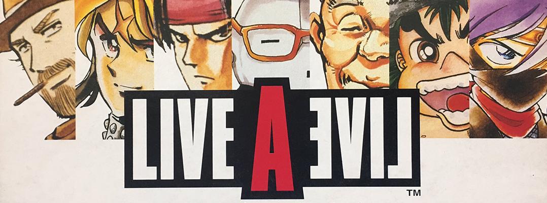 Square Enix has filed a trademark for Live A Live in Australia