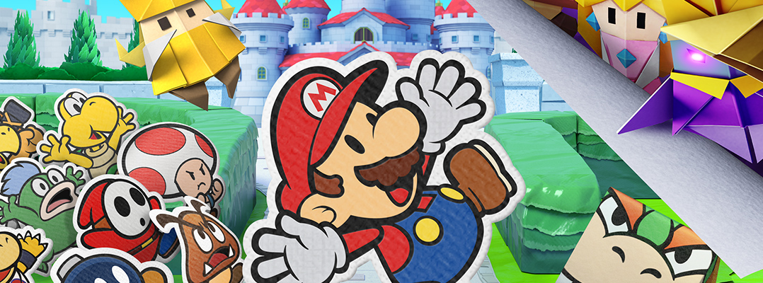 Review: Paper Mario: The Origami King is an RPG-lite with plenty of laughs