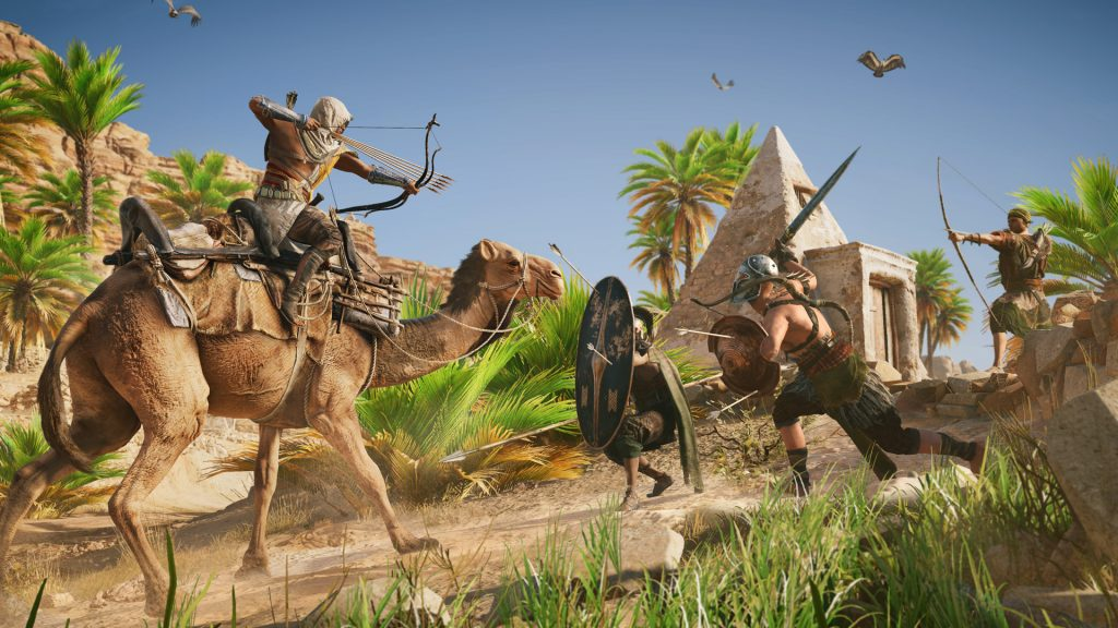 Best Games of 2017: Assassin's Creed Origins